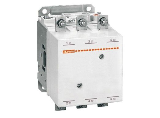 AC/DC coil, already fitted with mechanical latch (G495)