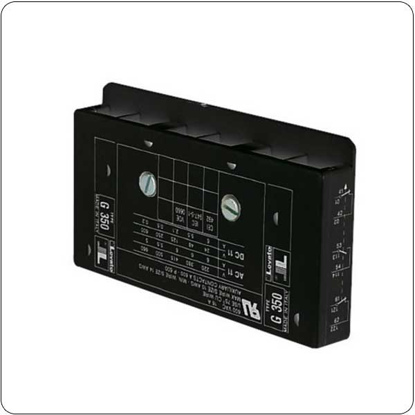 Add-on blocks and accessories for B series contactors