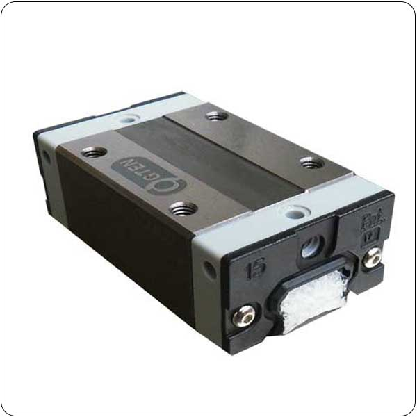 BGX-S-BN Type Profile Rail Bearing Block (Low Assembly Height)