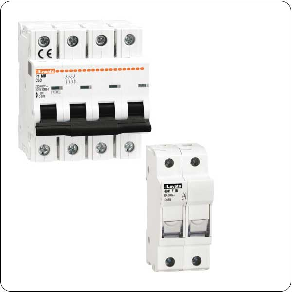 Circuit Breakers & Fuse Holders
