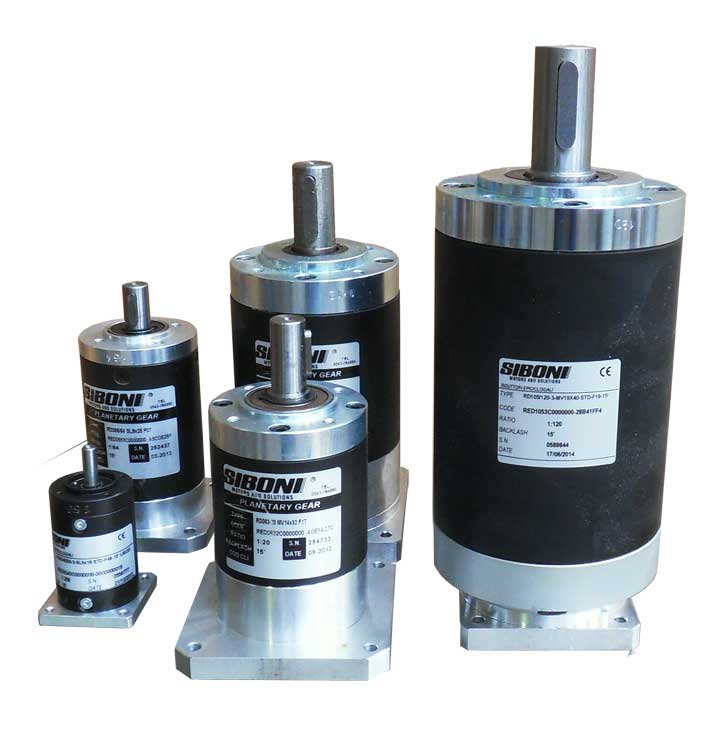 Precision Planetary Gearboxes