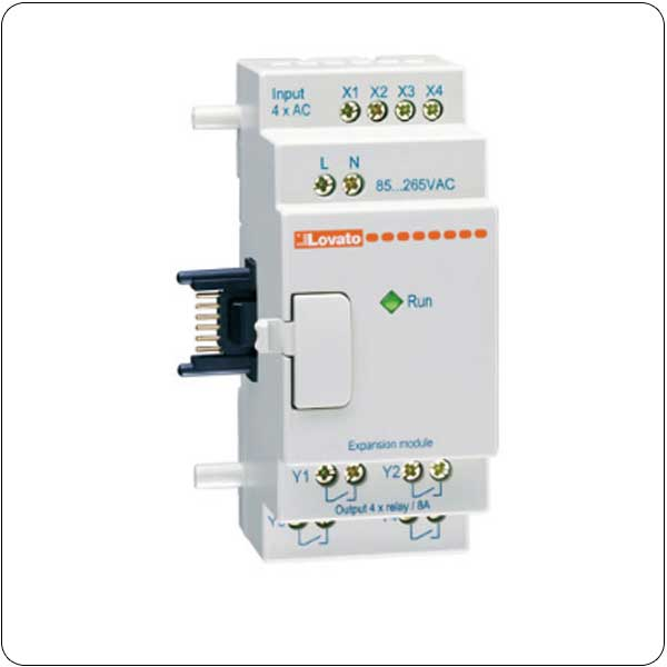 Auxiliary supply voltage 24VDC