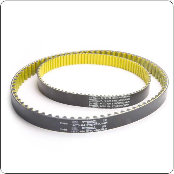 CONTI® SYNCHROCHAIN Belts and Pulleys