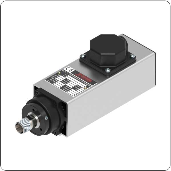 NC35 Air Cooled Spindle Motor