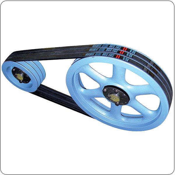 V Pulley and Belts